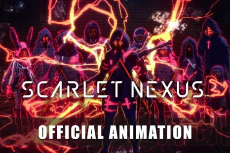 Scarlet Nexus Gets Official Animation
