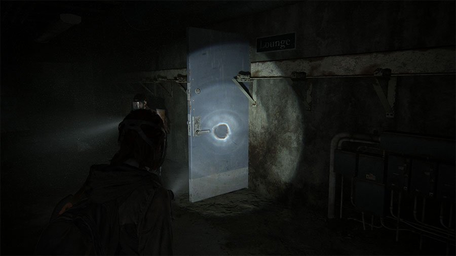 Sewer Door Location And Combination