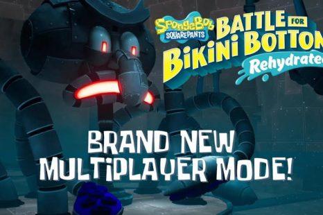 SpongeBob SquarePants: Battle for Bikini Bottom – Rehydrated Gets New Multiplayer Trailer