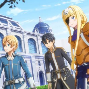Sword Art Online Alicization Lycoris Gets New Characters and Features Trailers