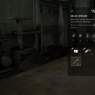 The Last Of Us Part 2 Crafting Materials Location Guide