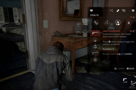 The Last Of Us Part 2 Training Manual Locations