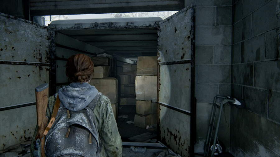 The last of us part 2 supplement location 5