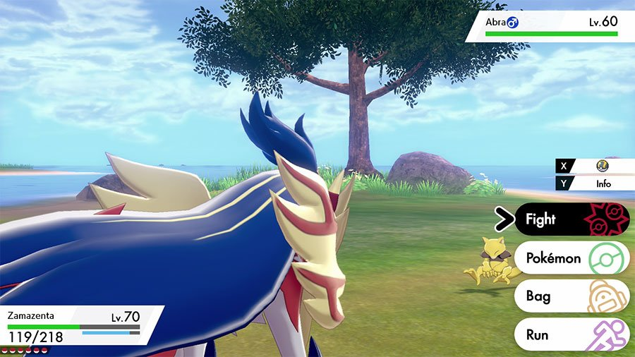 Where To Find Abra In Pokemon Sword & Shield Isle Of Armor