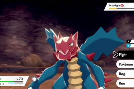 Where To Find Druddigon In Pokemon Sword & Shield Isle Of Armor