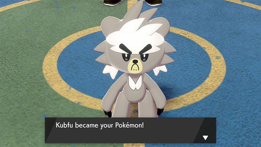 Where To Find Kubfu In Pokemon Sword & Shield