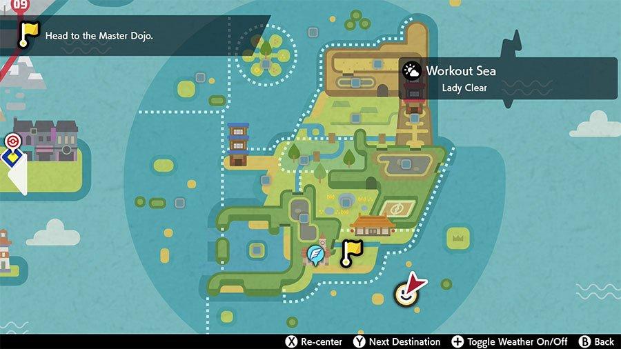 Where To Find New Ditto Island In Pokemon Sword & Shield