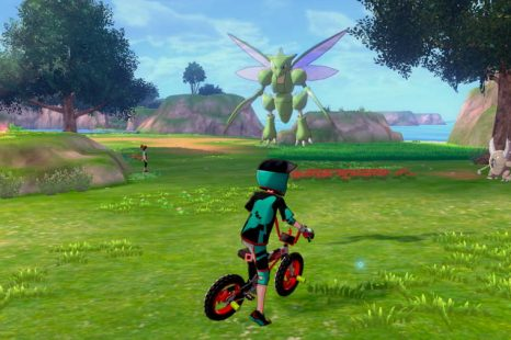 Where To Find Scyther In Pokemon Sword & Shield Isle Of Armor