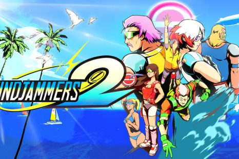 Windjammers 2 Getting Steam Festival Demo