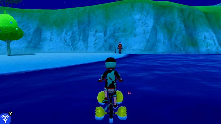 Workout Sea Digger Ma Pokemon Isle Of Armor