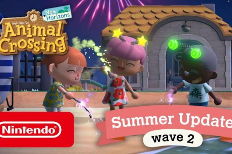 Summer Update Wave 2 Coming to Animal Crossing: New Horizons