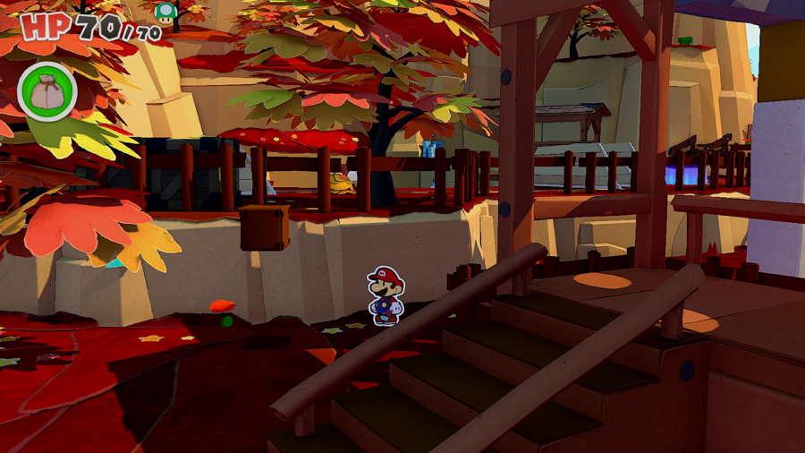 Autumn Mountain Toad 3