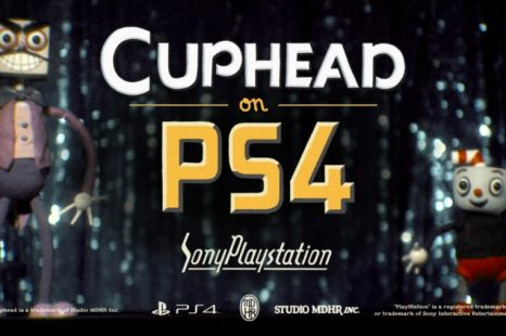 Cuphead Now Available on PlayStation 4