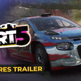 DIRT 5 Gets Features Trailer