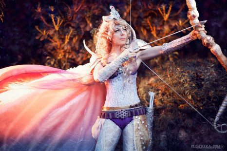 Cosplay Wednesday – Final Fantasy IV's Rosa Farrell