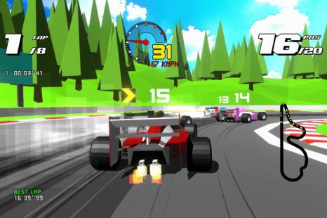 Formula Retro Racing Review