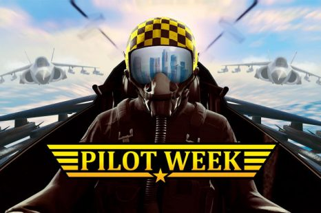 Pilot Week Coming to GTA Online This Week