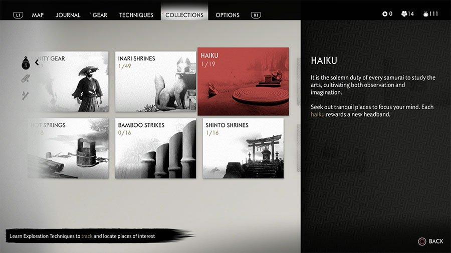 Ghost Of Tsushima Haiku Locations Guide
