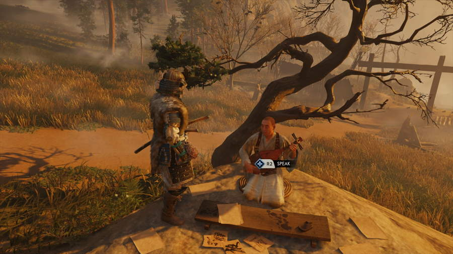 Ghost Of Tsushima Mythic Tales Guide