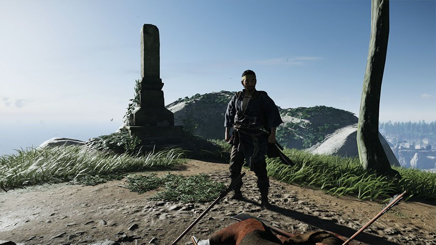 Ghost Of Tsushima Pillars Of Honor Location Guide