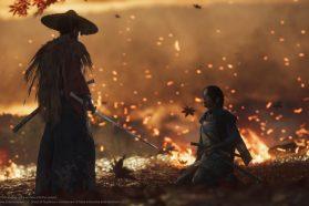 Ghost of Tsushima Gets Japanese Trailer