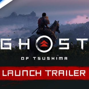 Ghost of Tsushima Gets Launch Trailer