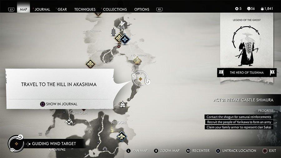 Gosaku's Armor Keys - Obtaining The Armor