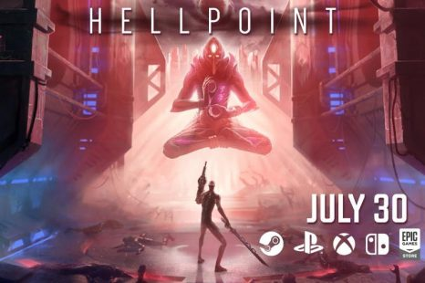 Hellpoint Launching July 30