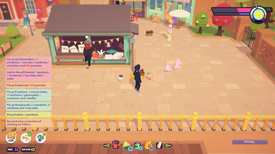 How To Catch Gleam Ooblets In Ooblets