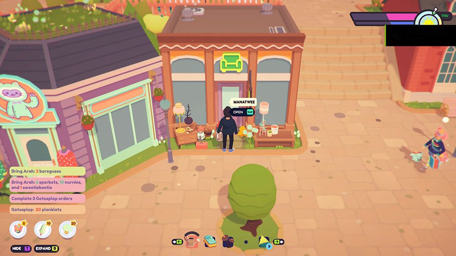 How To Craft Blueprints In Ooblets
