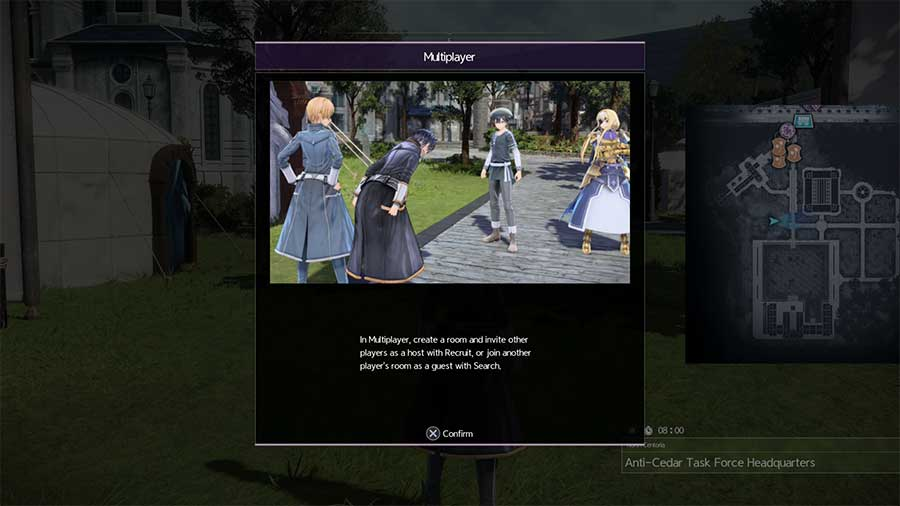 How To Unlock Multiplayer In Sword Art Online Alicization Lycoris