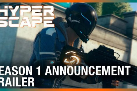 Hyper Scape Launching August 11