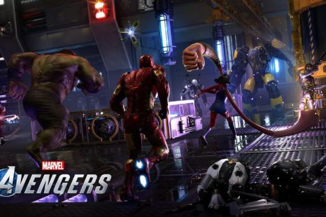 July Marvel's Avengers War Table Now Live