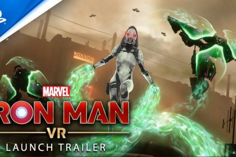 Marvel's Iron Man VR Gets Launch Trailer