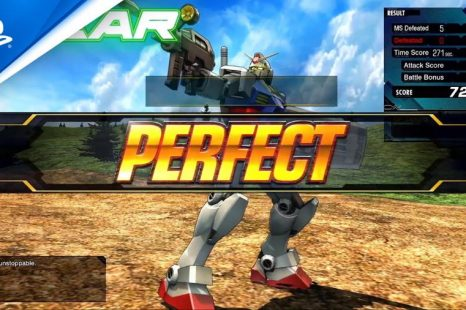 Mobile Suit Gundam Extreme Vs. Maxi Boost On Gets Single Player Mode Trailer