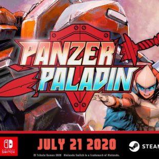 Panzer Paladin Releasing July 21