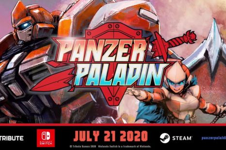 Panzer Paladin Releasing July 21