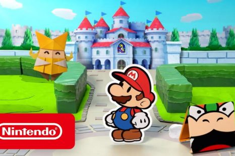 Paper Mario: The Origami King Gets New Commercial