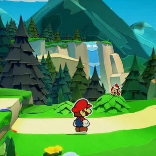 Paper Mario The Origami King Whispering Woods Toad Location Guide
