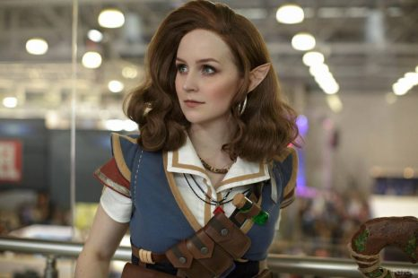 Cosplay Wednesday – Pathfinder: Kingmaker's Octavia