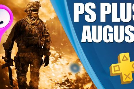Call of Duty: Modern Warfare 2 and Fall Guys Coming to PlayStation Plus in August 2020