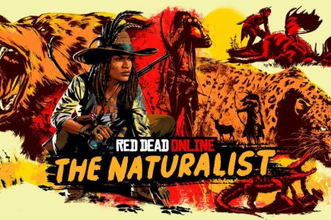 Frontier Pursuit The Naturalist Now Available in Red Dead Online