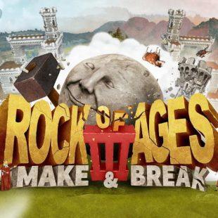 Rock of Ages 3: Make & Break Gets Launch Trailer