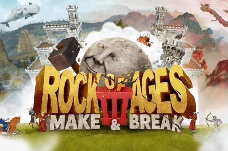 Rock of Ages 3: Make & Break Gets Launch Trailer
