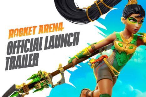 Rocket Arena Gets Launch Trailer