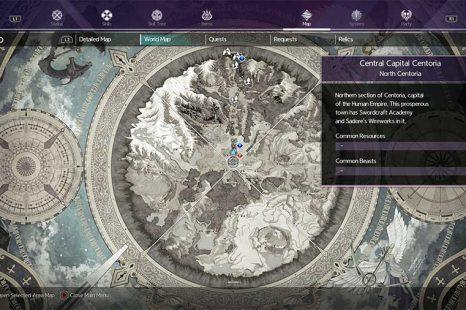 SAO Alicization Lycoris North Centoria Side Service Quest Guide