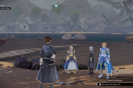 SAO Alicization Lycoris Reind Lakeshore Service Quest Guide