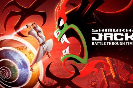 Samurai Jack: Battle Through Time Launching August 21