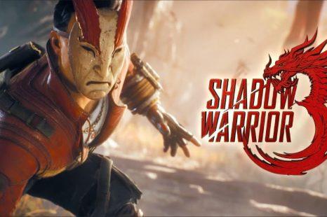Shadow Warrior 3 Announced