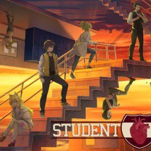 Dark Romance Visual Novel Student Union Demo Now Available